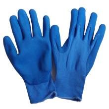 Foam Latex Coated Gardening Gloves Work Glove China