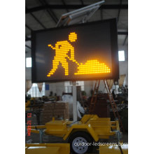 Height Adjustable Truck Mounted Led Displays