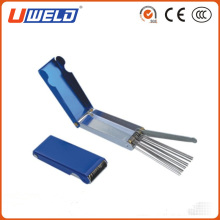 Blue Aluminum Good Quality Tip Cleaner 80mm