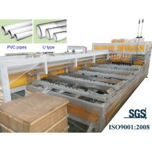 Auto PVC Pipe Socketing Maschine