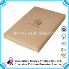 Caja de embalaje de chocolate de impresión offset