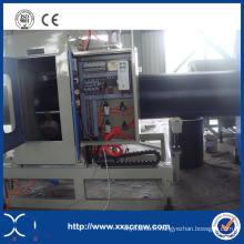 2015 nouvelle machine d'extrusion de tuyau de HDPE de type