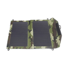 12W Manufacturer Foldable Waterproof Solar Charger