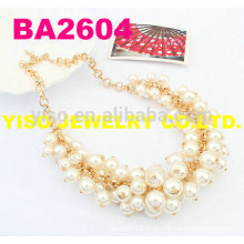 fashion pearl necklaces