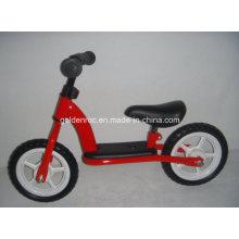 Bicicleta do equilíbrio da armação de aço (PB210)