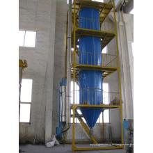 Serie 2017 YPG atomizador de presión a presión, secador vibratorio de lecho fluidizado SS, hornos de recubrimiento en polvo líquido