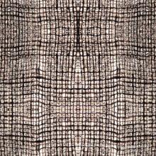 Tissu 100% de pêche de laine de polyester imprimé par coutume pour le vêtement (TLD-067)