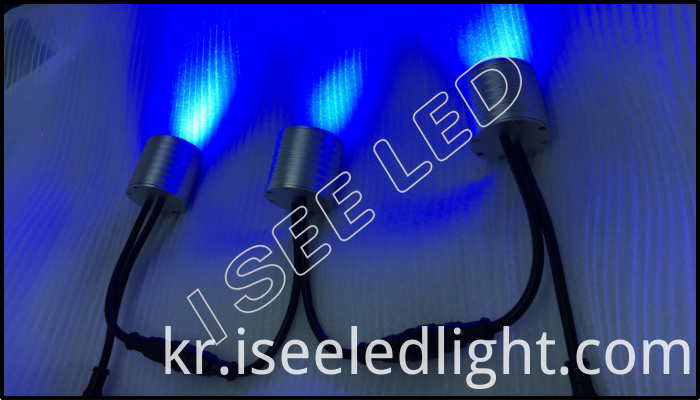 blue color dmx led pixel wiring