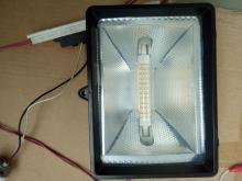 Patent LED R7s Lamp 15mm diameter 10W R7s LED 360 Degree
