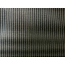 Breathable Black Tr Fabrics , Color Spinning Fabrics For Trousers