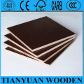 (Black / Brown) Film Faced Plywood