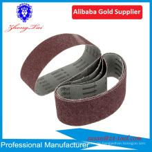 Aluminiumoxid-Schleifband für Holz und Metall