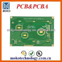 placas de circuitos impressos nos setores médico, eletrônico, industrial, controles de acesso, automotivo