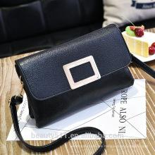 Estéreo paquete simple bolsos de hombro Venta al por mayor de moda más reciente baratos de las mujeres jóvenes bolso DB15