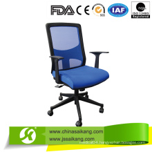Different Colors Office Chair with Armrest and Nylon Feet
