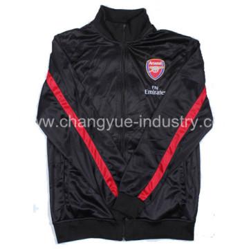 13-14 por mayor fútbol chaqueta grado original chaquetas de invierno para los hombres