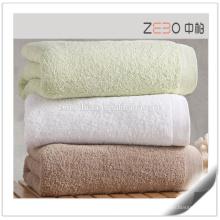 Meilleur serviettes en coton égyptien 16s Super Soft 5 étoiles Hôtel serviettes à vendre