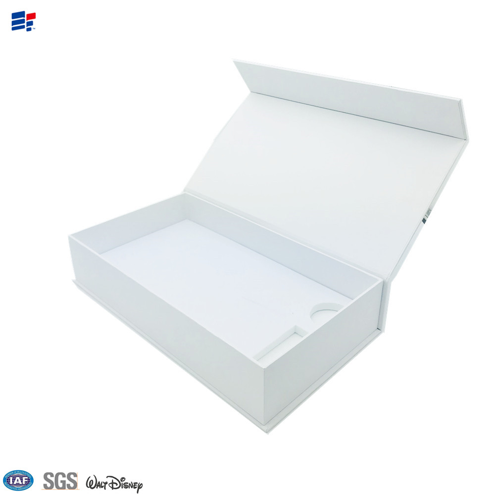 Paper Gift Box With Eva Insert