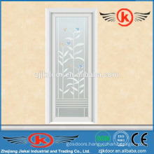 JK-AW9021 soundproof glass door/ interior frosted glass dooor