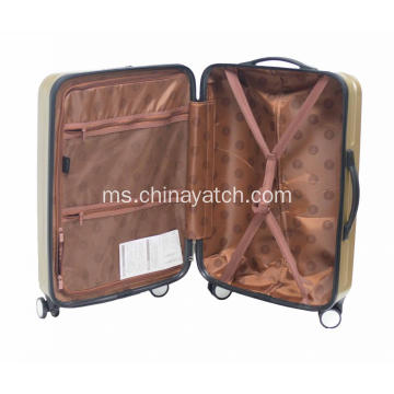 ABS & PC Troli Case dengan TSA Lock SUITCASE