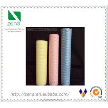 Non-сплетенная ткань влажные салфетки спанлейс салфетки