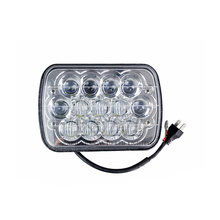7.3inch 12V 5D Lens Truck Accessories  LED Work Light  Truck Driving Headlight