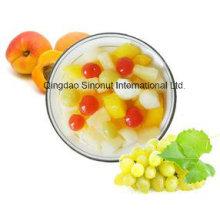 Taille de la vente au détail Taille Cocktail de fruits en conserve sur les ventes
