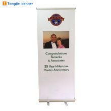 Curve/ Straight Magnet Pop Up Banner For Trade Show