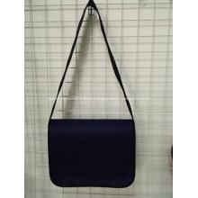 Promotional Non Woven Messenger Bags W/ Velcro Closure