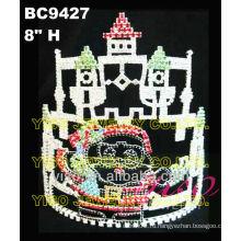 Изготовленные на заказ кристаллические короны