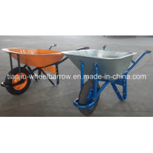Strong and Heavy Duty Wheelbarrow Wb6400