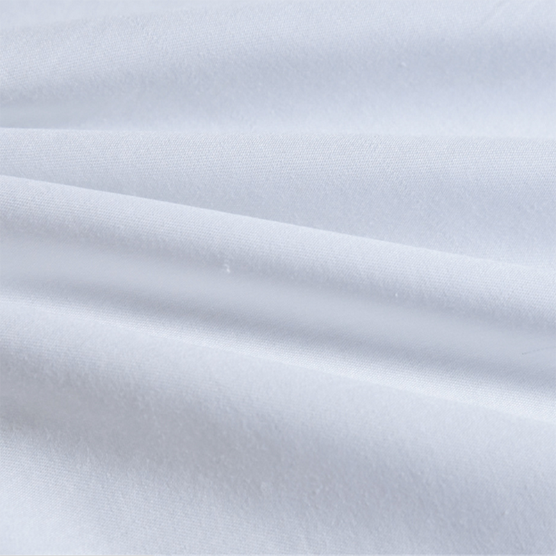 Bleached C100 Percale Fabric 200t