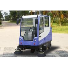 Camion balayeuse électrique Dongfeng
