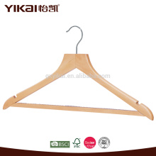 Curved Anti Slip Wooden Shirt Hanger