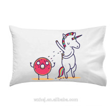 100% Cotton Material And Home,Hotel Use Cases Valentine Pillow Cases