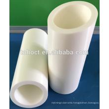 Alumina Ceramic Material Zirconia Toughened Alumina ceramic tube / tile / plate