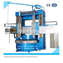 China Torno vertical usado precio para la venta en stock ofrecido por la fabricación vertical grande del torno