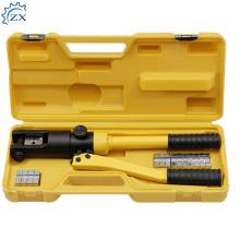 Operación simple nuevas herramientas de prensado hidráulico / cable eléctrico prensa herramienta parte