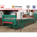YF High Quality Roof Panel Roll Forming Machine