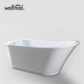 Ellipse Slipper white Free Standing Bathtub