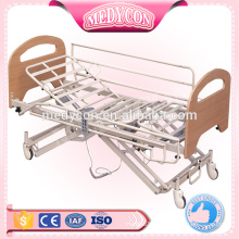 Electric automatic hospital bed with five functions