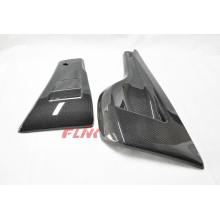 Panneau à ventre à fibre de carbone pour Ducati Diavel