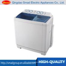 Máquina de lavar gêmea semi automática da cuba 13kg