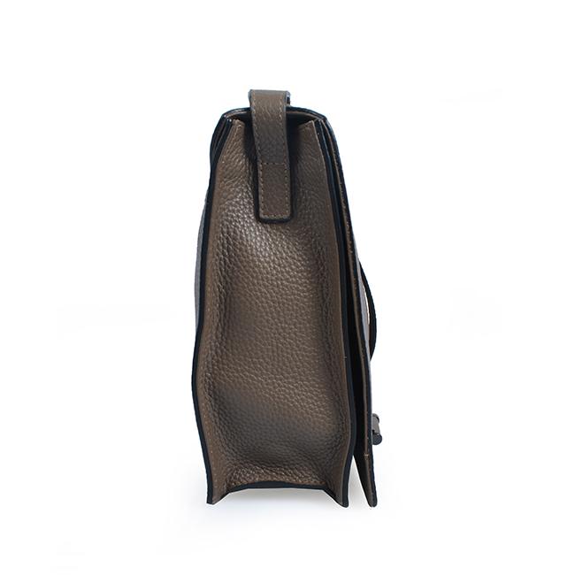crossbody sling bag ladies half moon flap messenger bag for women