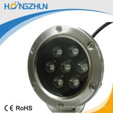 Superhelligkeit führte Poollampe 12V / 24V hohe Leistung geführtes Porzellanmanufaturer