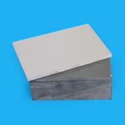 Plastik sert PVC levha baskı Shenzhen için