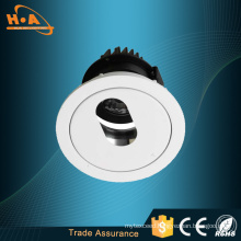 Outdoor Lights Oval Hole Iron LED Wall Washer Light