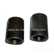 Female Black Steel Socket Pipe Fittings