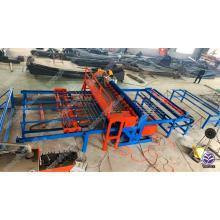 Steel mesh welding machine