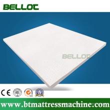 Colchón de goma natural de la espuma del látex de los muebles caseros
